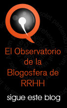 Blog seguido por la blogosfera de RRHH