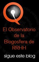 Blog seguido por la blogosfera de RRHH