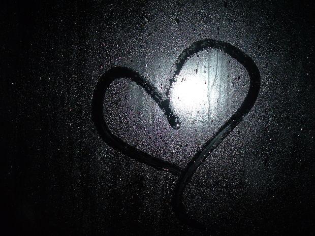 corazon en cristal