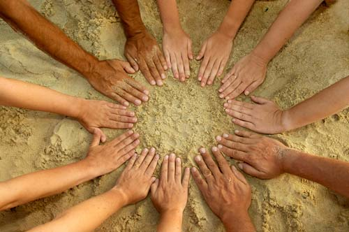 all hands sand