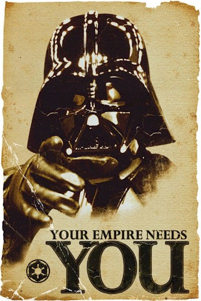 star-wars-empire-strikes-back-darth-vader-needs-you-movie-poster-GB2529
