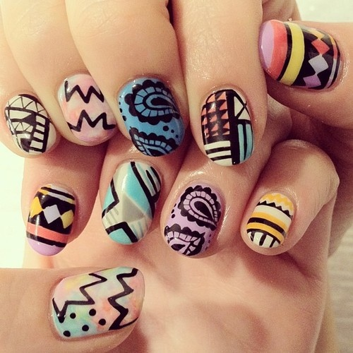 fotos-uñas-hipsters